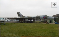 Vulcan side view photo