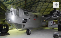 B-24 Liberator front view photo