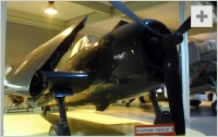 F6F Hellcat front view photo