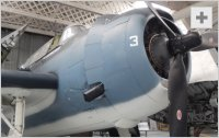 TBM Avenger front view photo