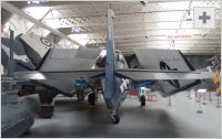 TBM Avenger rear view photo