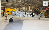 Bf 109 side view photo