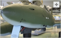 Me 262 front view photo