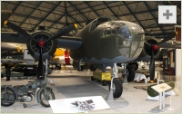 B-25 Mitchell front view photo