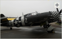 P-47 Thunderbolt side view photo