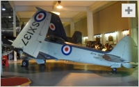 Seafire side view photo