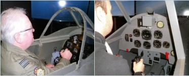 Spitfire vs Messerschmitt Flight Simulator for 2